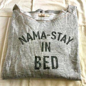 Z BY ZOBHA Nama-Stay in Bed sweatshirt | XXL